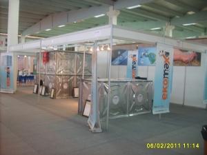 Ekomaxi 19. Malatya Genel Sanayi ve Ticaret fuarına katıldı