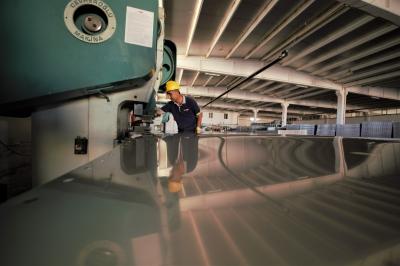 AISI (304-316) çelik depo üretimi 4