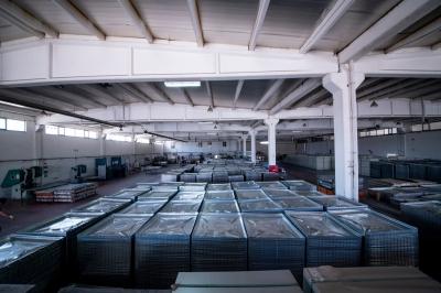 AISI (304-316) çelik depo üretimi 5