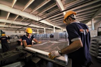 AISI (304-316) çelik depo üretimi 3