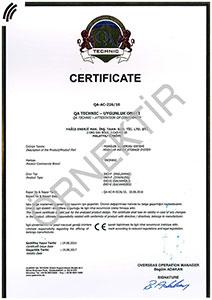 Çelik Depolar için CE Belgesi